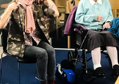 Link Age Southwark (Lesley Sharpe - Iris Kimber)